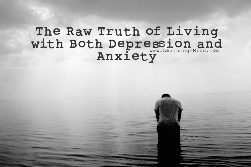 Living with Symptoms of Depression and Anxiety: the Raw ...