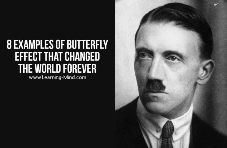 8 Examples of Butterfly Effect That Changed the World Forever