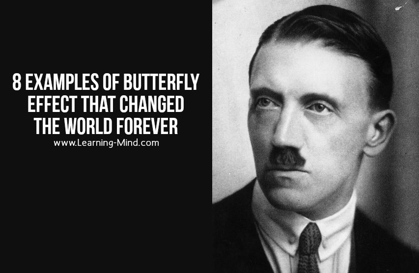 butterfly effect history