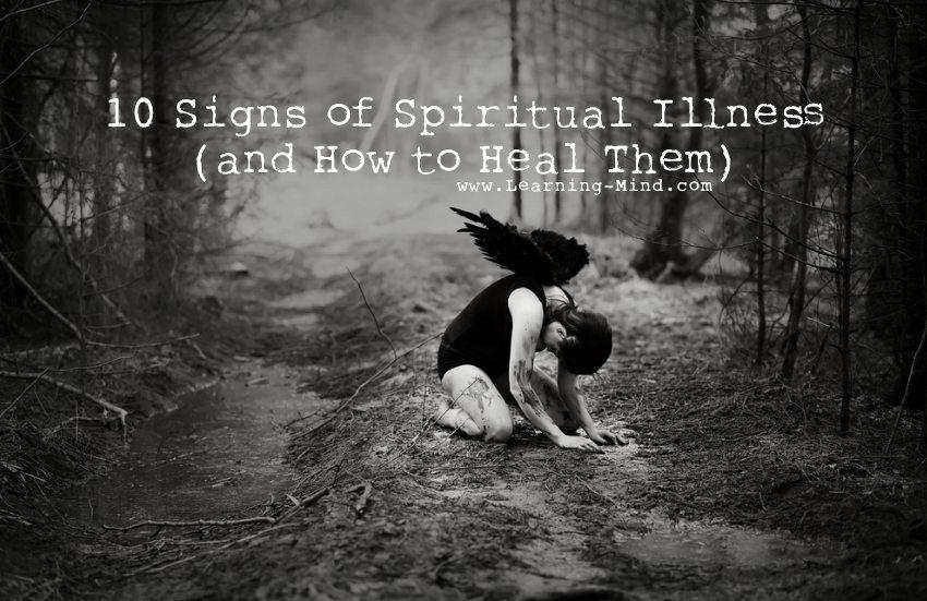 spiritual illness
