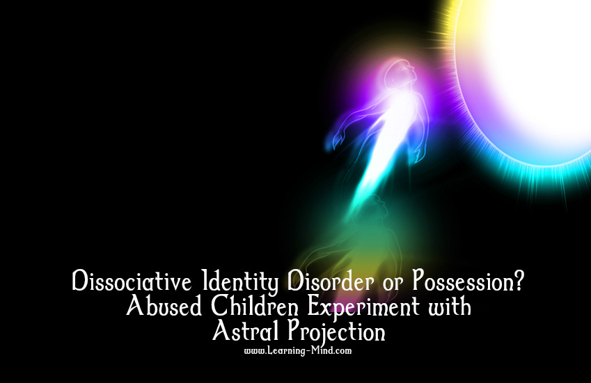 Dissociative Identity Disorder astral projection