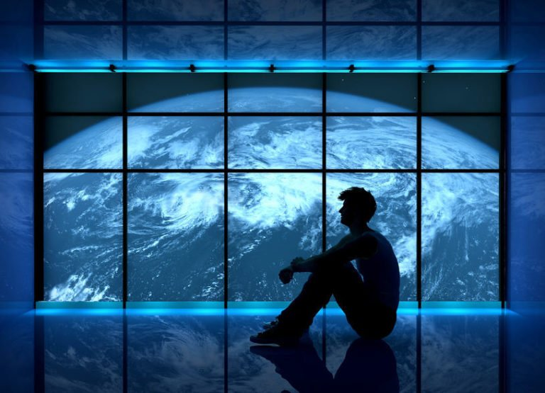 What If Earth Is a Prison Planet Where Our Souls Are Trapped?