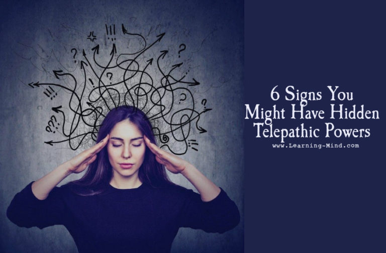 6 Signs of Telepathic Powers, According to Psychics