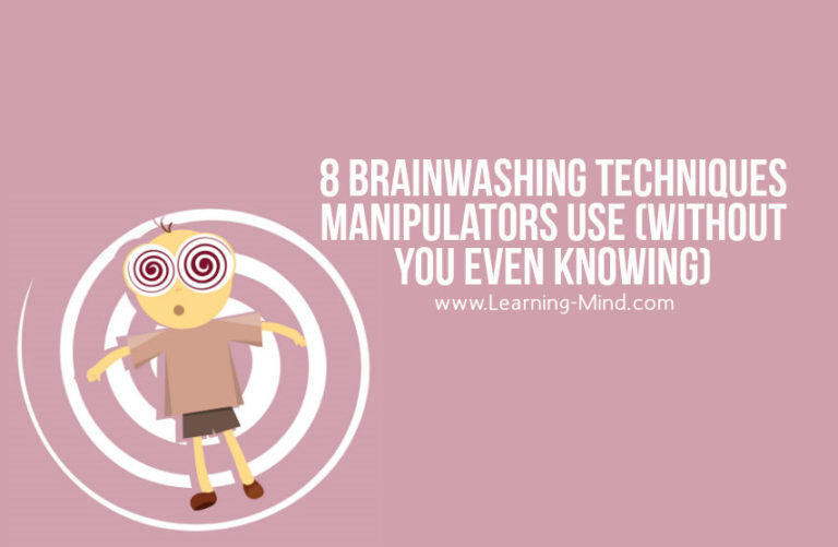 8 Brainwashing Techniques Manipulators Use (without You Even Knowing)