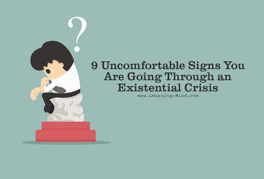 What Is an Existential Crisis? Is This Happening to You