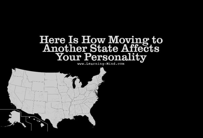 Here Is How Moving to Another State Affects Your Personality, According to a Recent Study