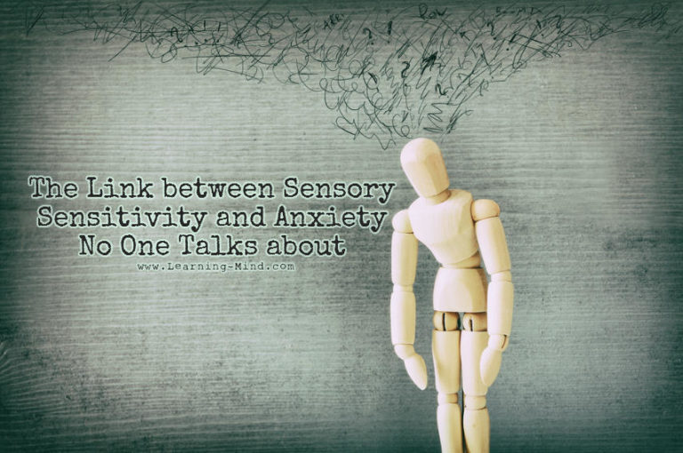 The Link between Sensory Processing Disorder and Anxiety No One Talks about