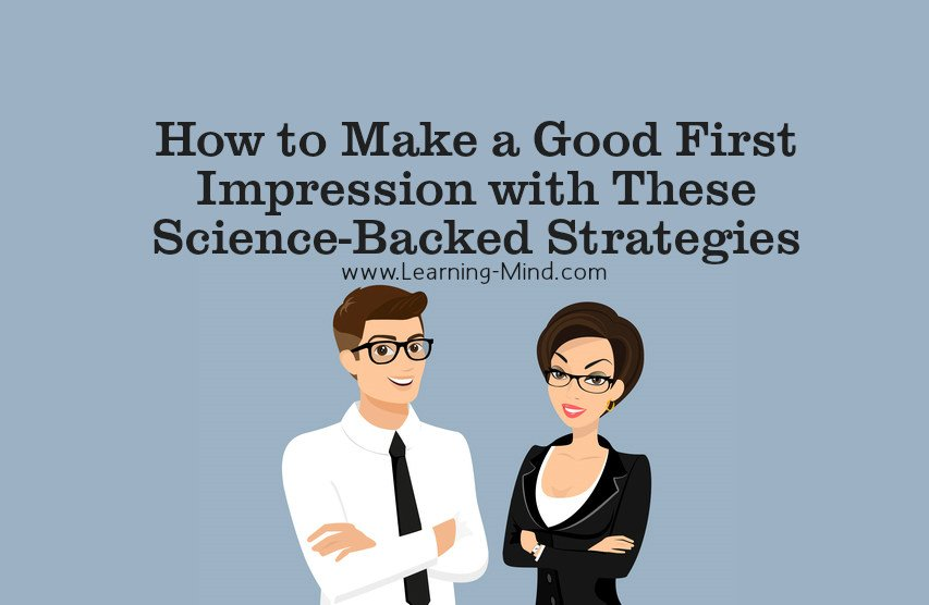 """how do you make a good first impression essay So, how do you write a profile essay  a figuring out a """"dominant impression"""" is  and presenting it as an essay this is often the first."""