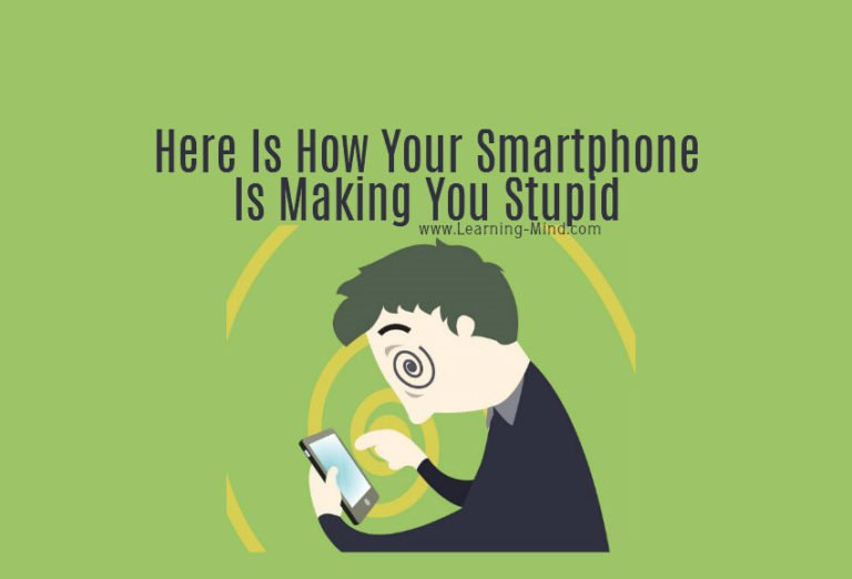 Here Is How Smartphone Addiction Is Making You Stupid