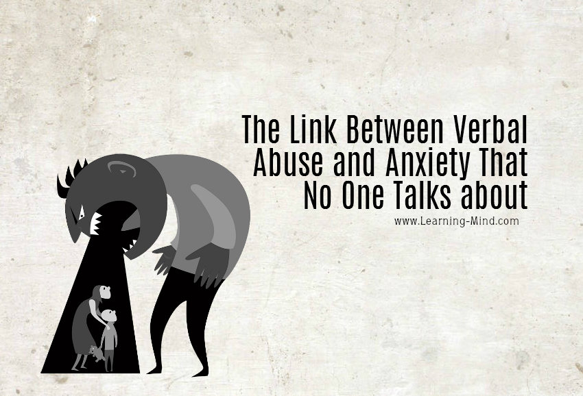 verbal abuse anxiety
