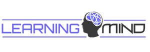 Learning Mind Mobile Retina Logo