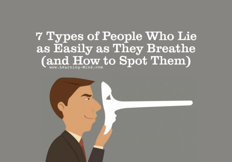 7 Types of People Who Lie as Easily as They Breathe (and How to Spot Them)