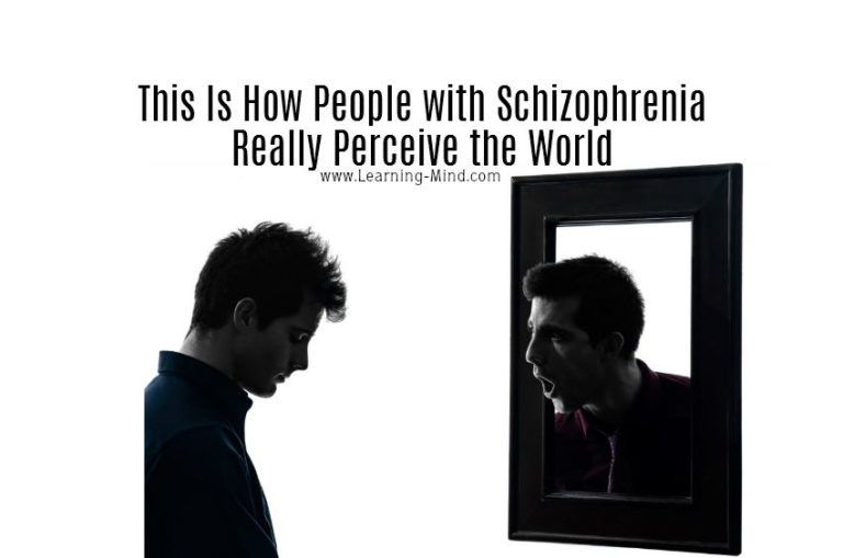 This Is How People with Schizophrenia Really Perceive the World
