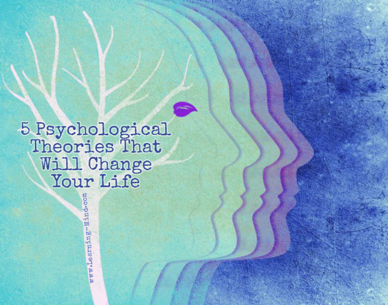5 Psychological Theories That Will Change Your Life