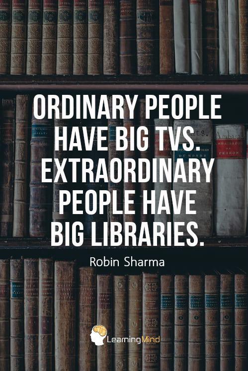 Ordinary people have big TVs.