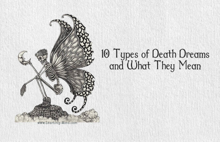 10 Types of Death Dreams and What They Mean
