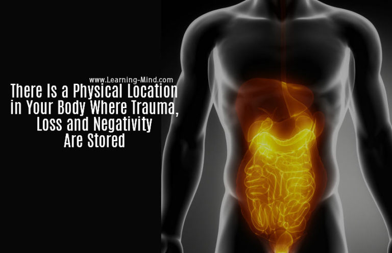 Digestive Tract: a Physical Location Where Trauma, Loss and Negativity Are Stored