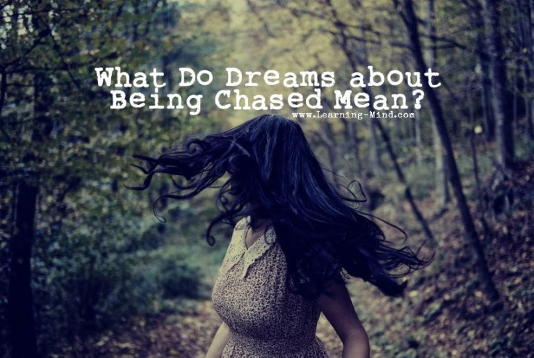 What Do Dreams about Being Chased Mean and Reveal about You?