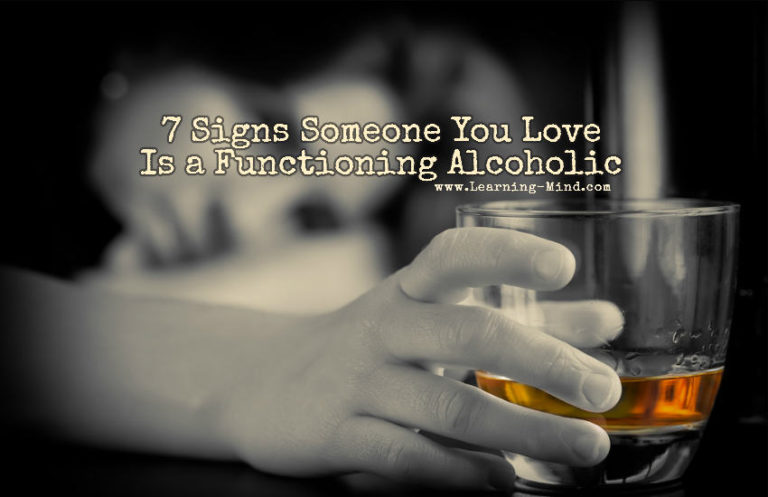 7 Signs Someone You Love Is a Functioning Alcoholic