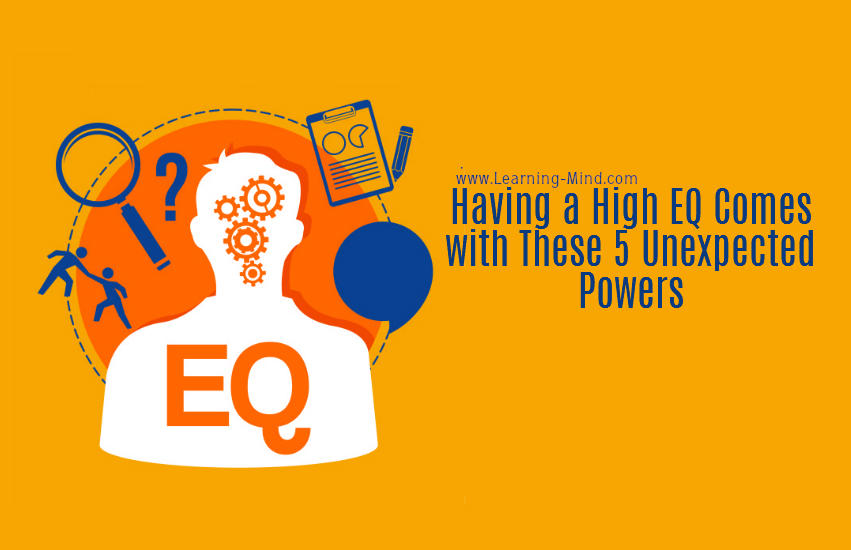 Having a High EQ Comes with These 5 Unexpected Powers