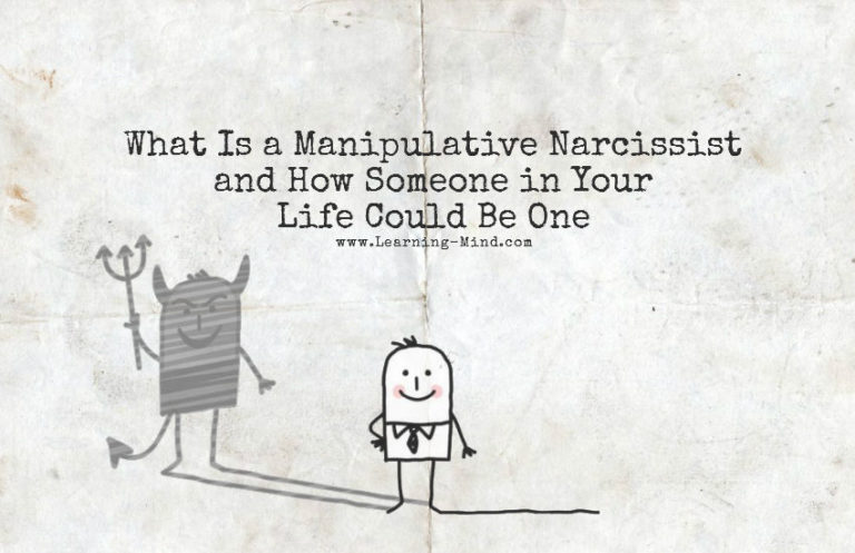 What Is a Manipulative Narcissist and How Someone in Your Life Could Be One