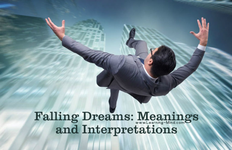 Falling Dreams: Meanings and Interpretations That Reveal Important Things