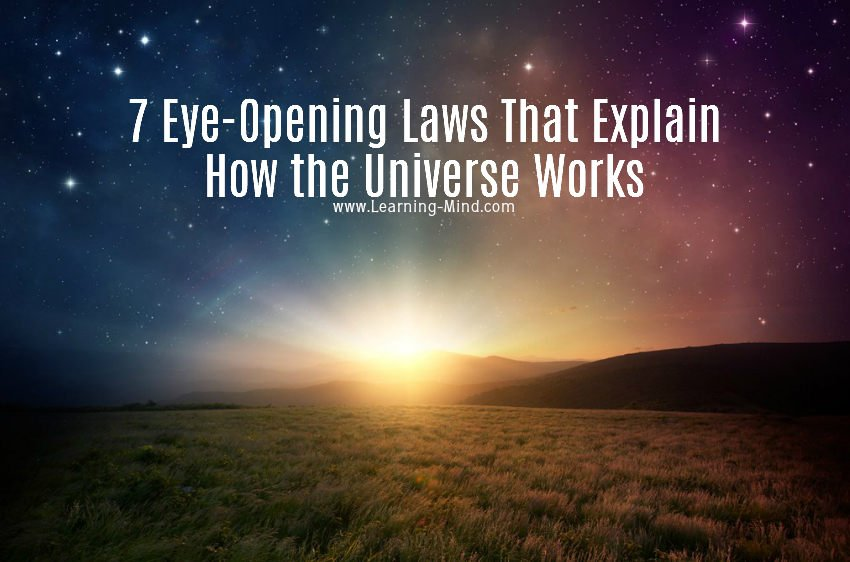 7 Eye-Opening Laws That Explain How the Universe Works