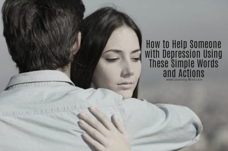 How to Help Someone with Depression Using These Simple Words and Actions