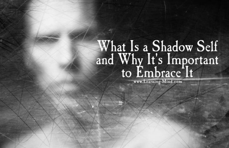 What Is a Shadow Self and Why It's Important to Embrace It
