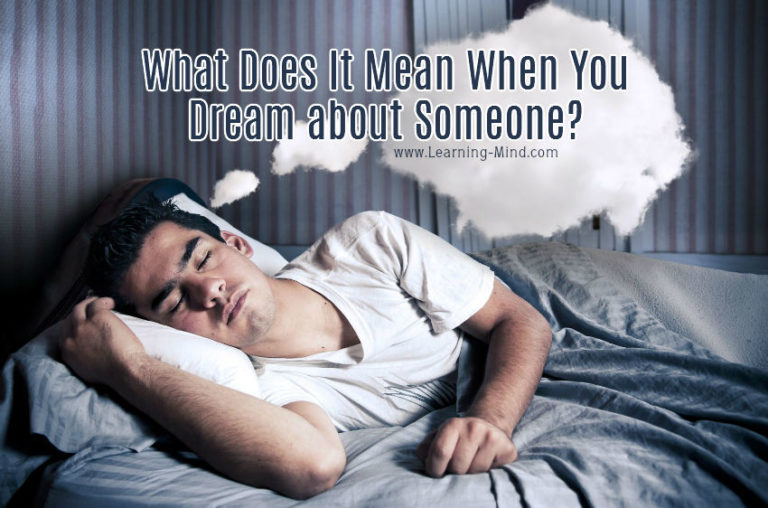 What Does It Mean When You Dream about Someone? Common Interpretations