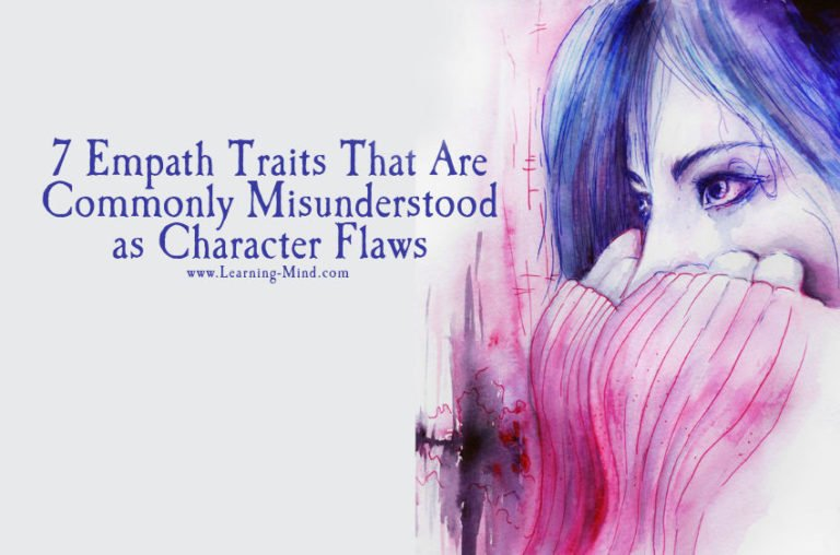 7 Empath Traits That Are Commonly Misunderstood as Character Flaws