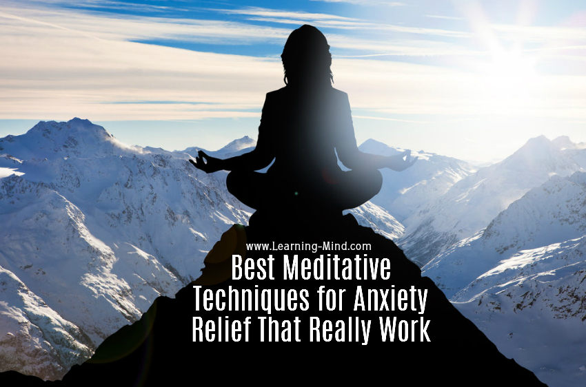 How to Practice Meditation for Anxiety Relief – Techniques That Really Work