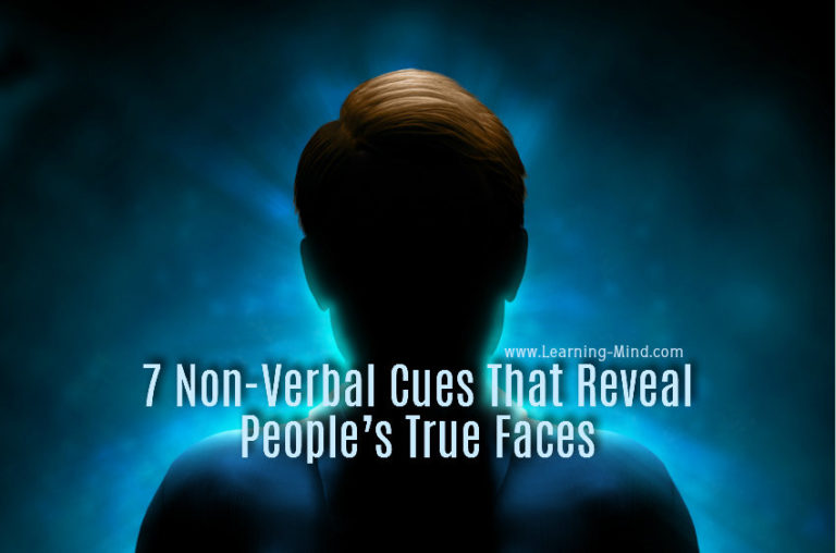 7 Non-Verbal Cues That Reveal People's True Faces