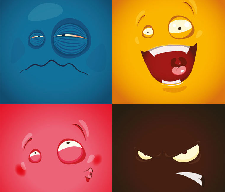 Humans Express Only Four Primary Emotions, Study Finds