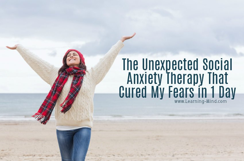 The Unexpected Social Anxiety Therapy That Cured My Fears in 1 Day