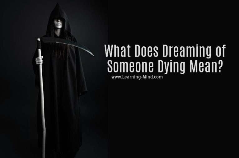 What Does Dreaming of Someone Dying Mean? 8 Possible Interpretations