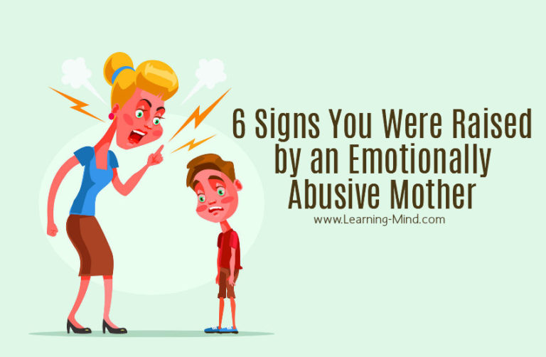 You Were Raised by an Emotionally Abusive Mother If You Relate to These 6 Things