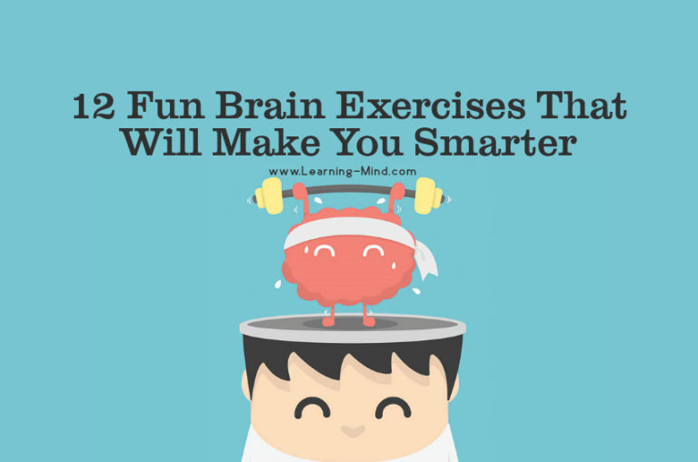 12 Fun Brain Exercises That Will Make You Smarter