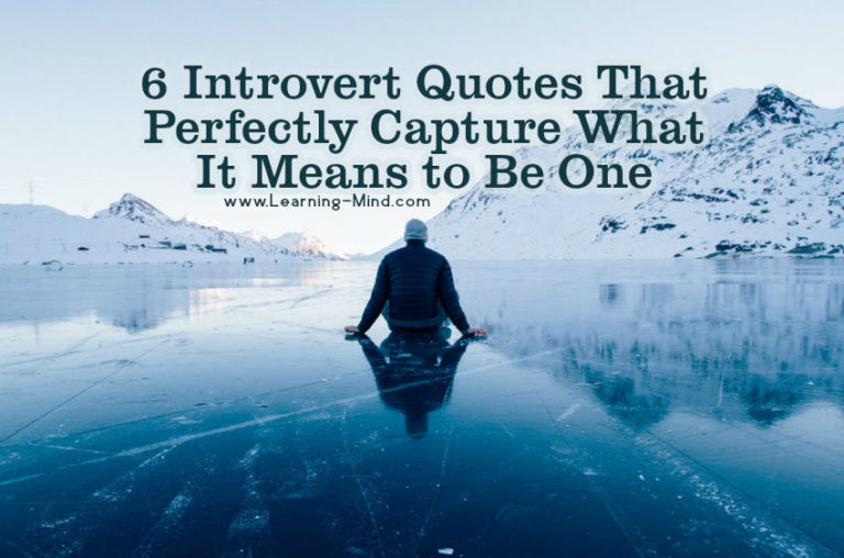 6 Introvert Quotes That Perfectly Capture What It Means to Be One