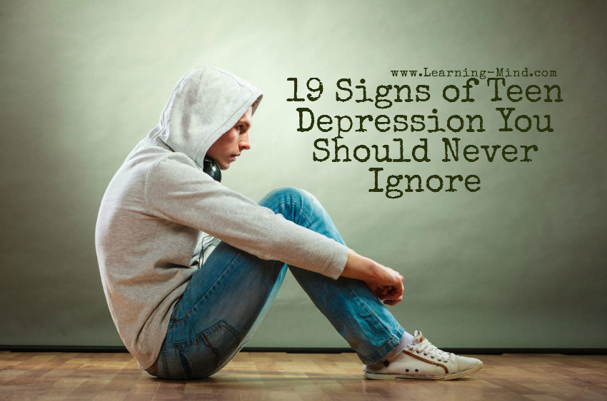 Teen Depression: How to Recognize That Your Teenager Is Suffering and How to Help Them