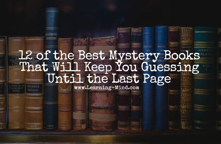 12 Best Mystery Books That Will Keep You Guessing Until the Last Page