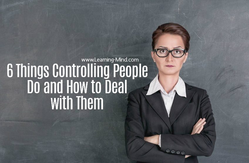 6 Signs of Controlling People and How to Deal with Them