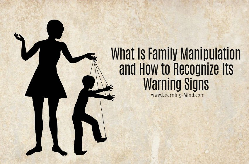 What Is Family Manipulation and How to Recognize Its Warning Signs