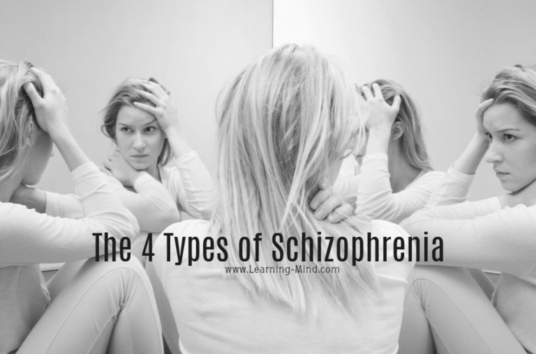 4 Types of Schizophrenia and What Is the Difference Between Them