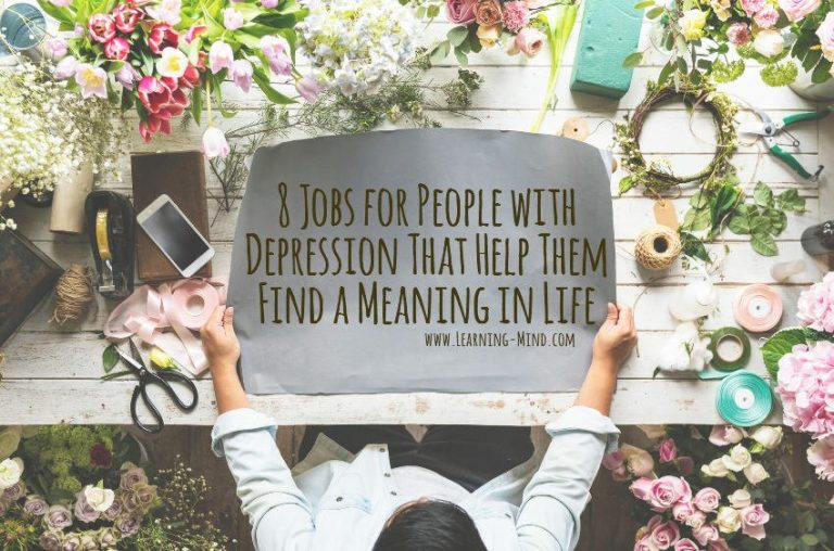 8 Jobs for People with Depression That Help Them Find a Meaning in Life
