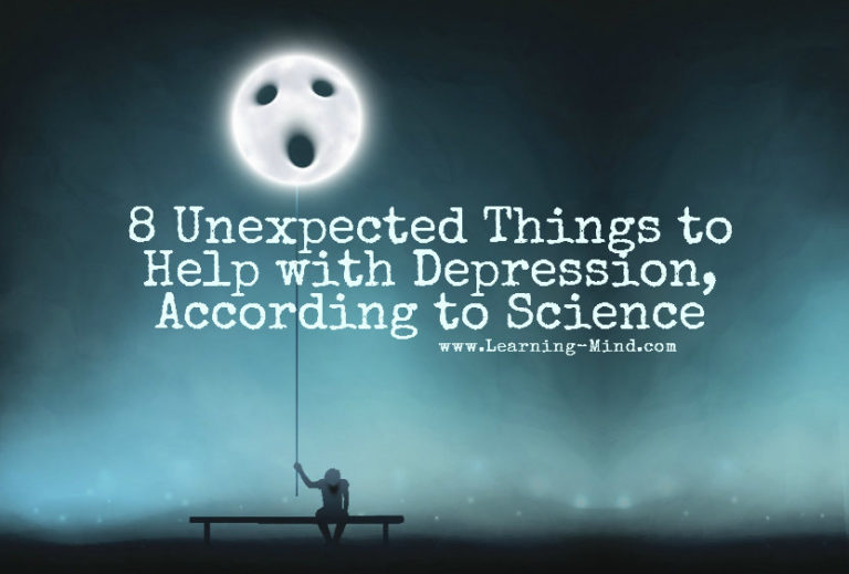 8 Unexpected Things to Help with Depression, According to Science