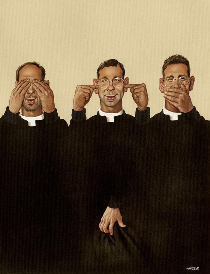 Gerhard Haderer religion