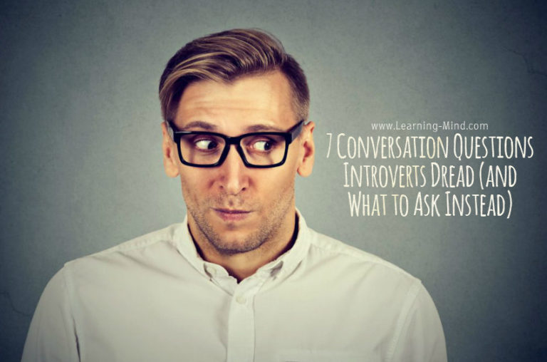 7 Conversation Questions Introverts Dread (and What to Ask Instead)