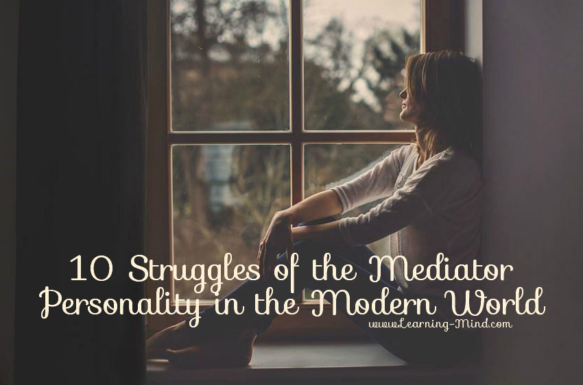 10 Struggles of the Mediator Personality in the Modern World