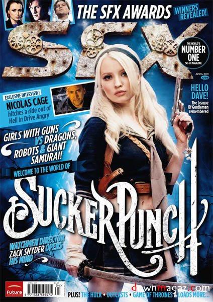 sfx magazine subliminal messages